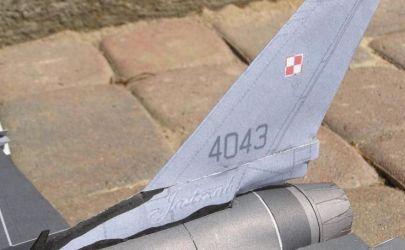 F-16 Polski Jastrząb