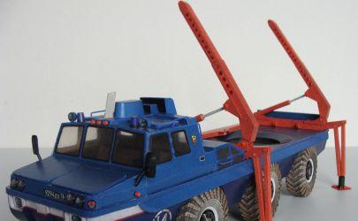 ZIŁ-4906 Blue Bird