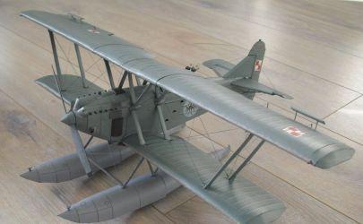 Lublin R-VIII bis - Cardplane