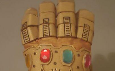 Rekawica nieskonczonosci Thanosa :)