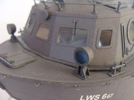 Landwasserschlepper LWS-1