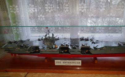 USS Enterprise (CVN-65) GPM