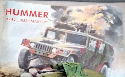 Hummer M242