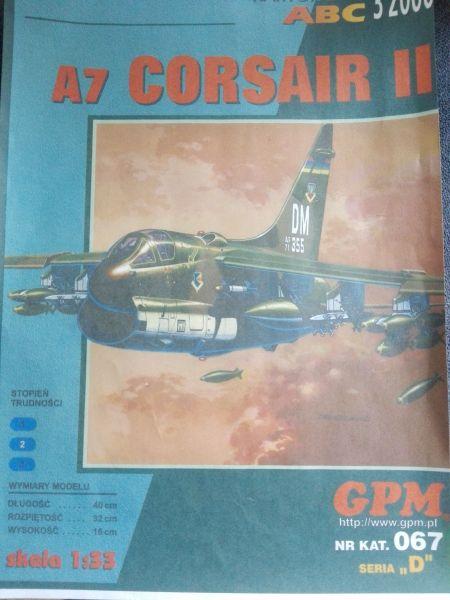A 7 Corsair 2