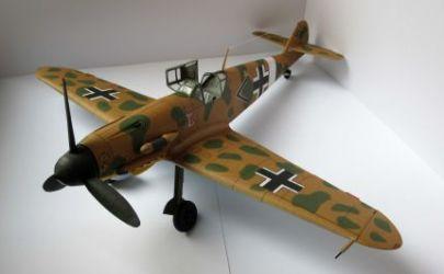 Me 109G-2/trop