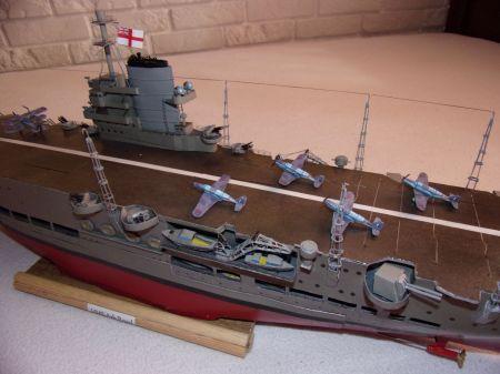 HMS Ark Royal (Dodane nowe  zdjęcia)