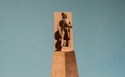 Pomnik T. Kościuszki w Łodzi