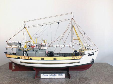Kuter rybacki B 25