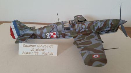 Caudron Cr.714C1