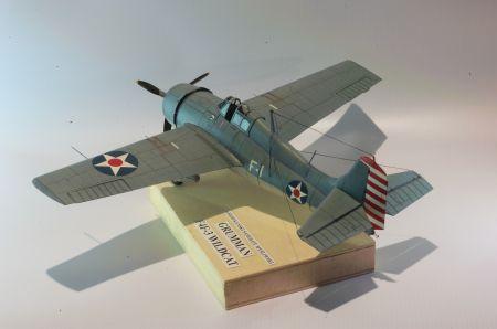 Amerykański samolot myśliwski Grumman F4F-3 Wildcat