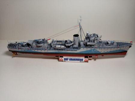 Niszczyciel eskortowy ORP Krakowiak