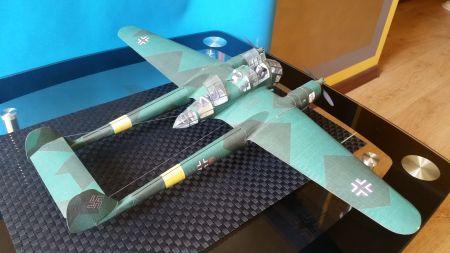 Focke-Wulf Fw-189 UHU