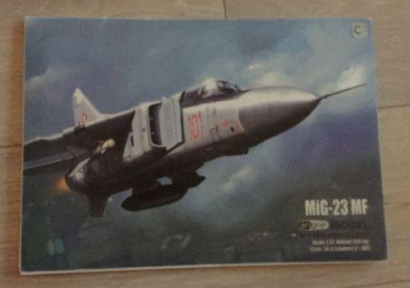 MiG 23 - Angraf