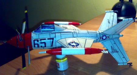 Lockheed XFV-1