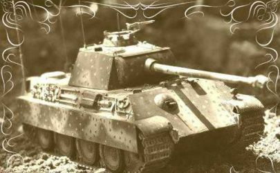 Panther   Pz.Kpfw. V Ausf. G