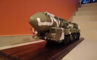 SS-27 TOPOL M-2. Model-Kom