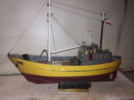 KOŁ- 60 - kuter rybacki typu B-368