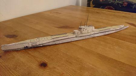 Okręty podwodne Orzeł Nautilus
