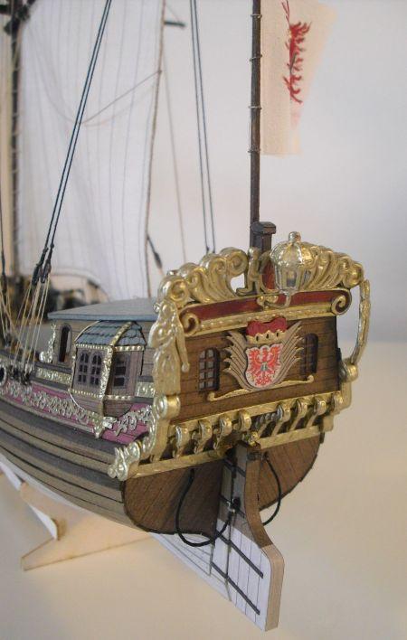 Grosse Jacht - WAK