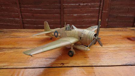 F6F Hellcat Royal Navy
