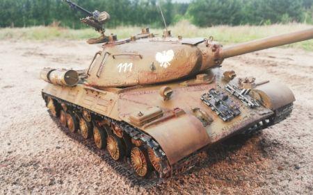 IS 3 czołg który przeraził aliantów.