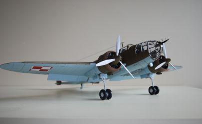 PZL-37 B Łoś