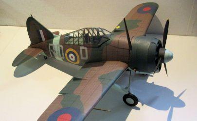 Brewster Buffalo Mk.I
