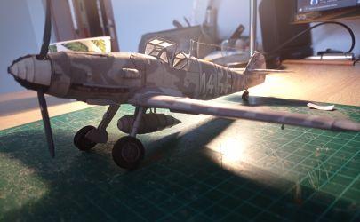 Messerschmitt Bf-109 G8