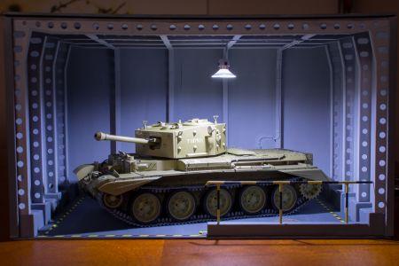 Brytyjski czołg szybki Mk. VIII