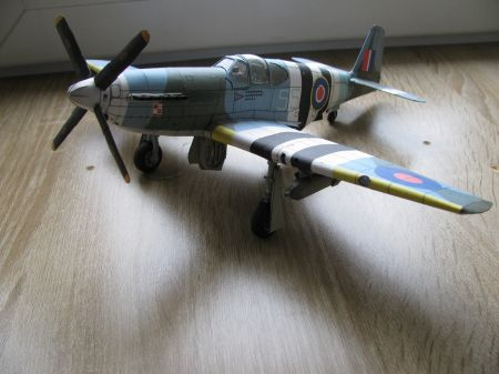 P-51B Mustang [MM]
