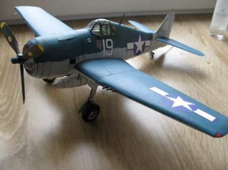 F6 F3 Hellcat [Fly Model]