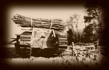 Brytyjski czołg  Mark IV