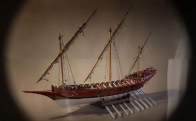 Szebeka, żaglowiec z Morza Śródziemnego