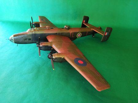 Handley Page Halifax B Mk.II series IA