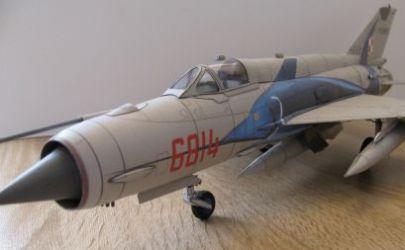 MiG - 21 MF [Angraf]