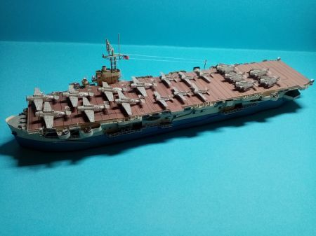 USS Card, 1:400, JSC 4.