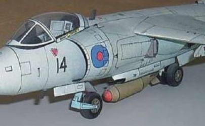 Samolot myśliwski BAe Sea Harrier