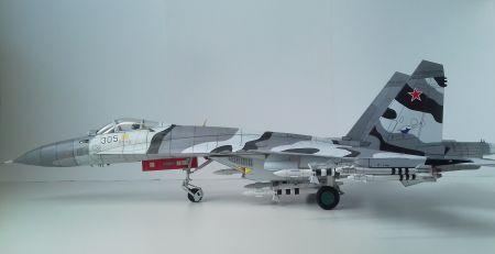Su-27 SKM