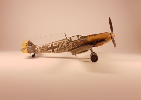 Messerschmitt Bf-109 E-4