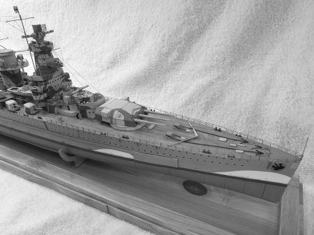 DKM Graf Spee 1/200