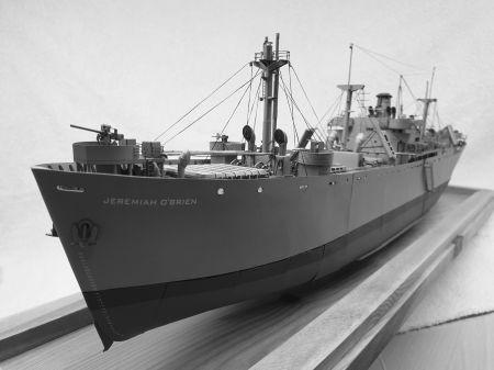 SS Jeremiah O'Brien 1/200