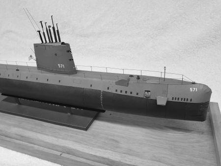 USS Nautilus 1/200