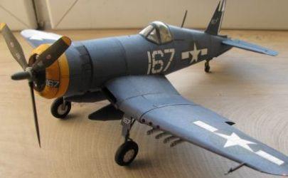 F4U -1D Corsair [Fly Model]