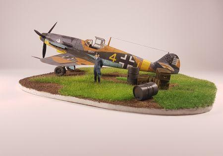 Messerschmitt Bf-109 F-4