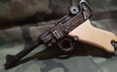 Luger Parabellum P08