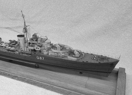 HMS Lance 1/200