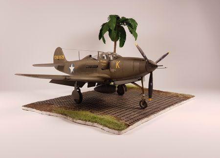 Bell P-39 D1 Airacobra