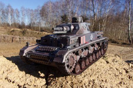 Niemiecki czołg średni  Pz.Kpfw IV Ausf D ,,MARITA''