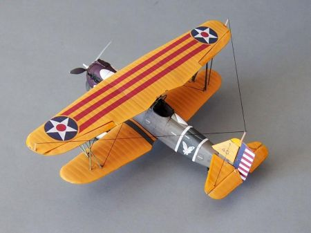 Curtiss P-6E