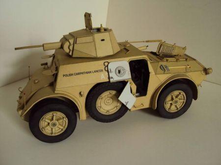 Autoblinda AB-41 - WAK 7/2006
